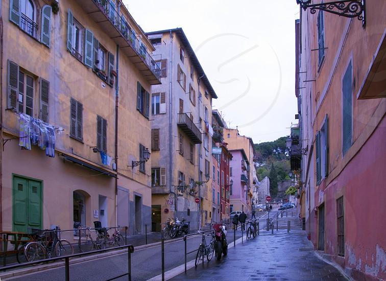 Some street of Nice photo