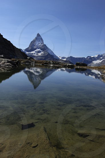 I will see you again one day Matterhorn! photo