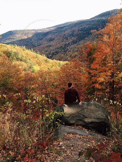 travel new york autumn fall foliage photo