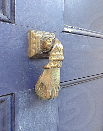 Metal Door Knocker photo