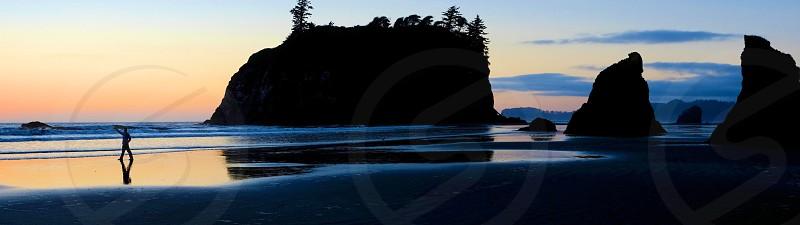Ruby Beach WA photo