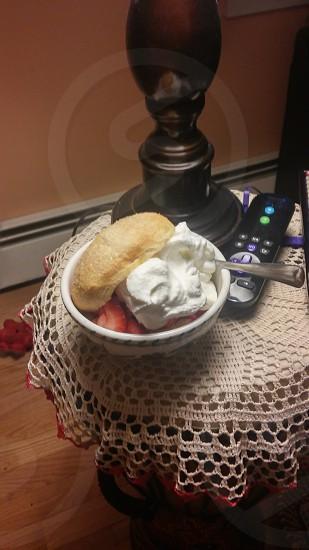 strawberry shortcake photo