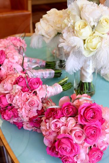 Wedding bouquets photo
