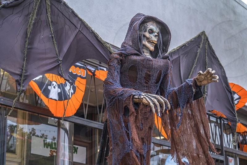 Dia de los muertos festival photo