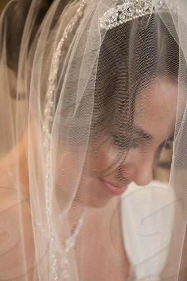 Blushing Bride photo