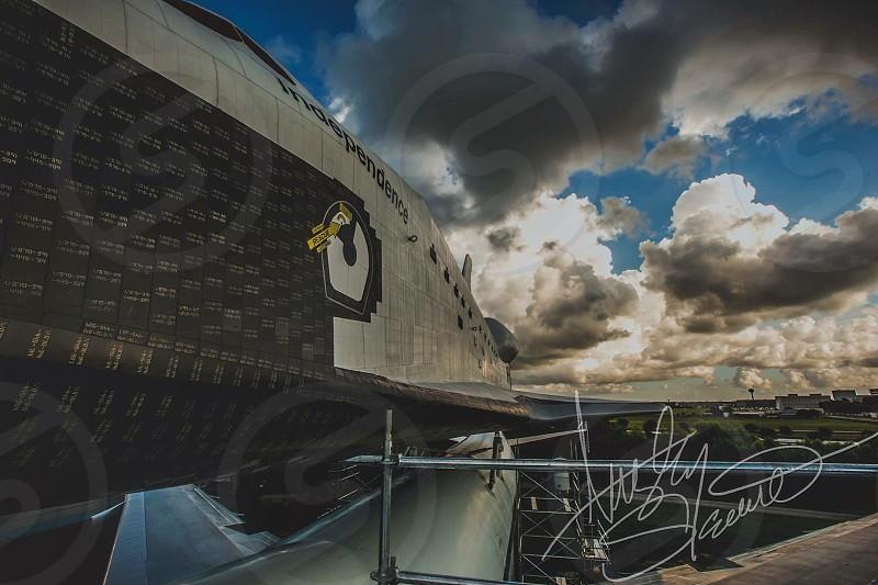 Houston Texas NASA Space City Webster Shuttle Space Travel Aerospace photo