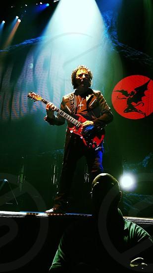 Tony Iommi from Black Sabbath   photo