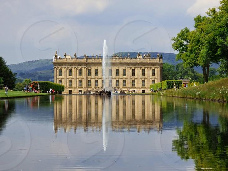 Chatsworth House Derbyshire photo