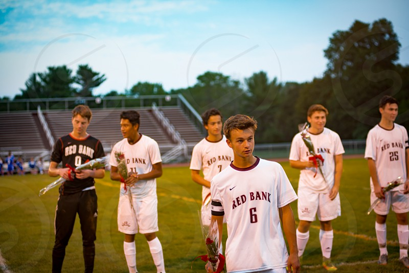 Highschool soccer photo