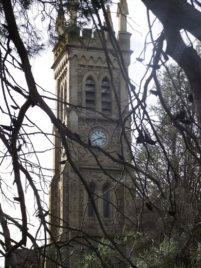 Clock Tower. Strathalbyn South Australia. photo
