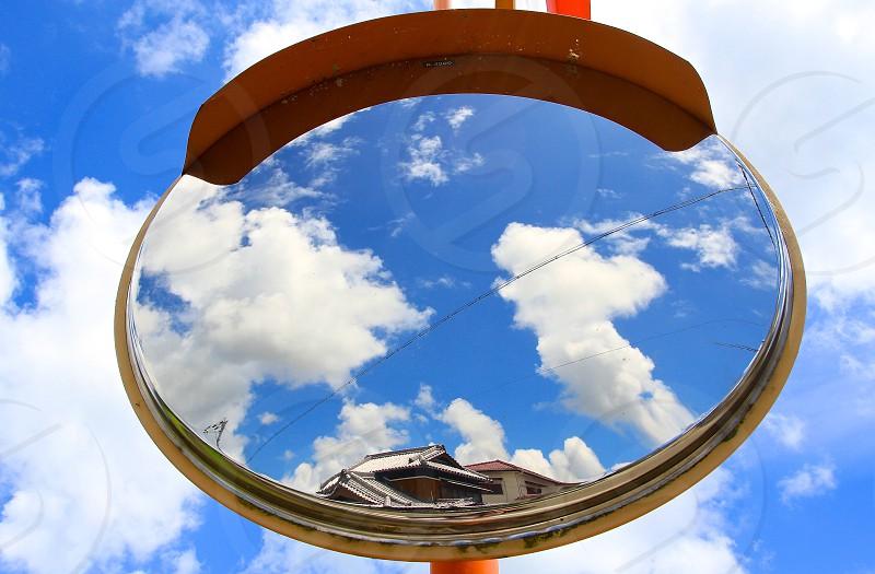 Reflection (36) : 'Mirror World'  photo