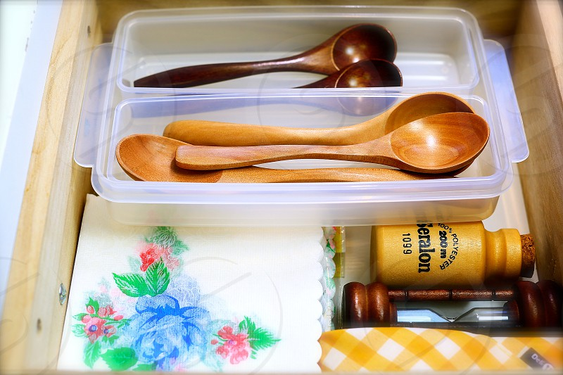 'Wood-Spoons' (1) photo