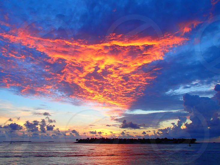 Sunset in Key westkey west photo