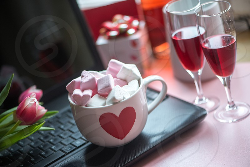 Valentines Day Celebration  photo