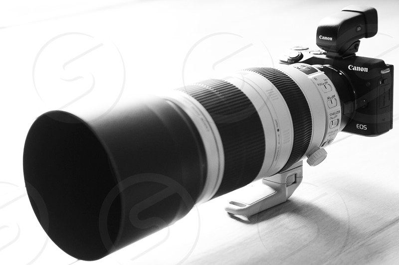 Canon 6D's little brother M3. photo