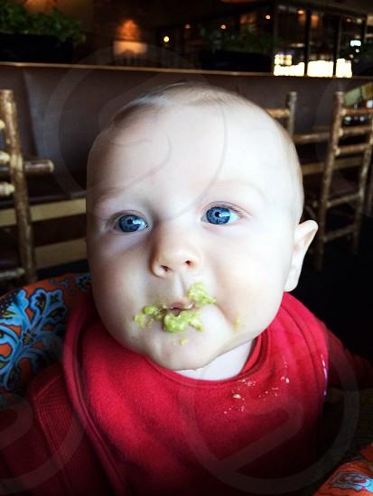 Peas.  photo
