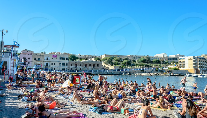 Fun Summer Break - St. Julian's Malta photo
