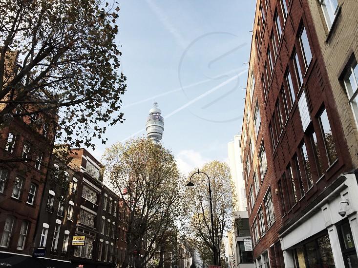 BT tower photo