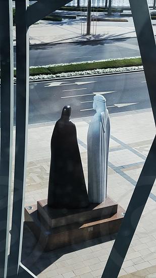#statues #dubai #UAE photo