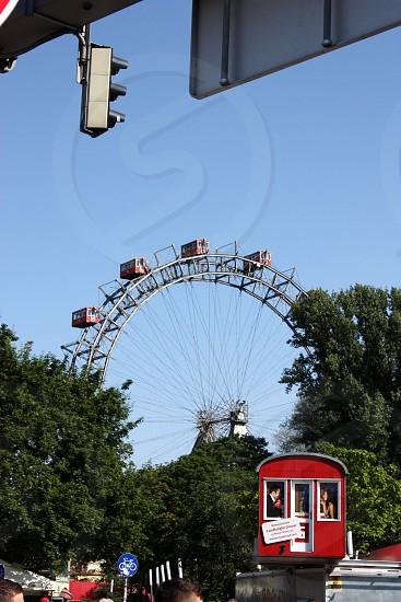 big wheel Ferris wheel photo