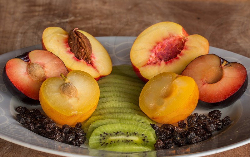 fruit breakfast photo