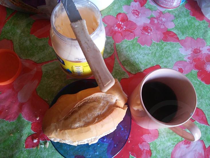cafe da manha photo