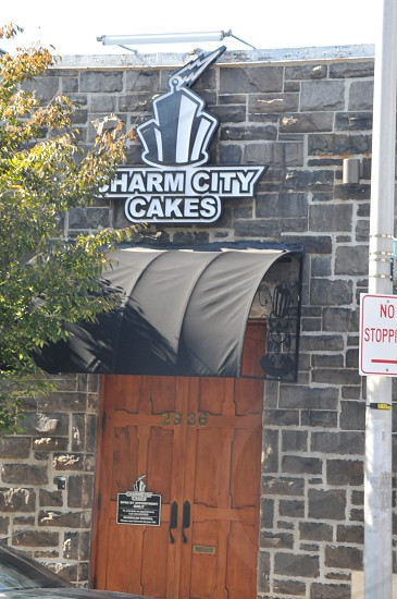 Charm City Cakes Bakery in Baltimore photo