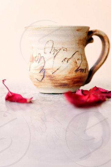 clay mug photo