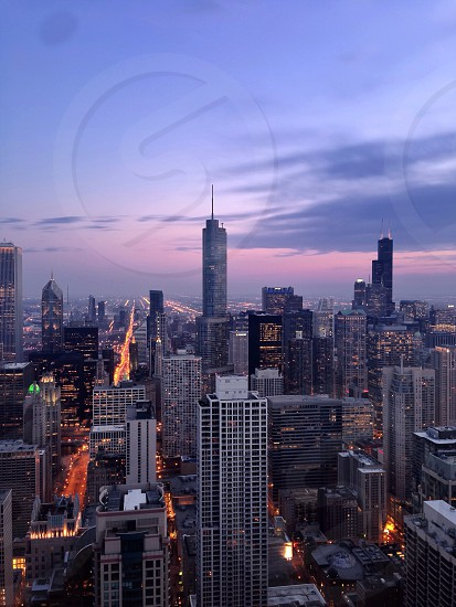cityscape high rise building  photo