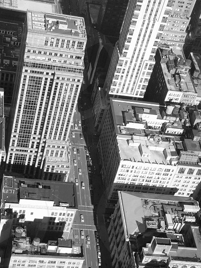 black and white building pictures photo