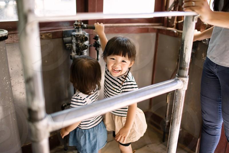 family fun in japan photo