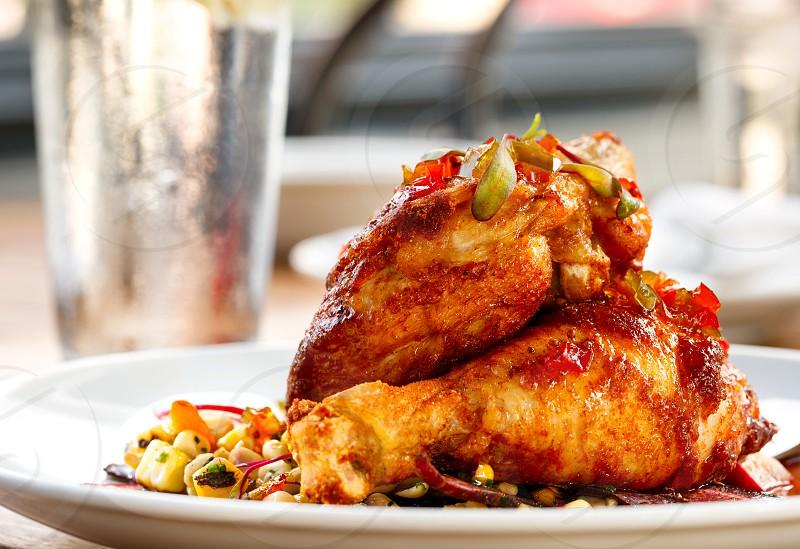 Takoda Chicken Entree photo