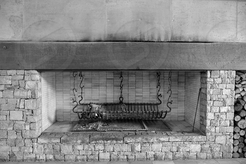 Fireplace photo