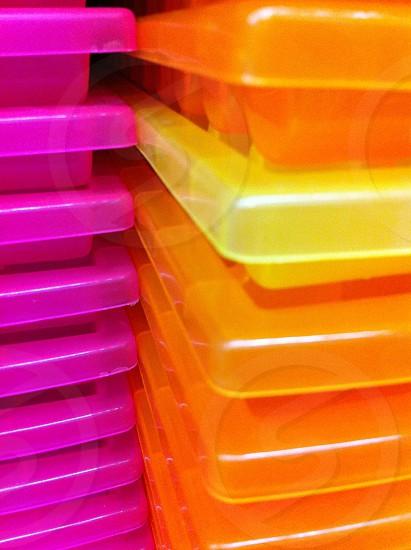 plastic ice tray photo