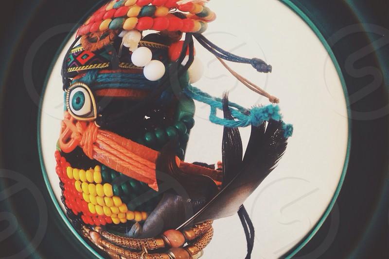 1 bracelet 1 place.  photo