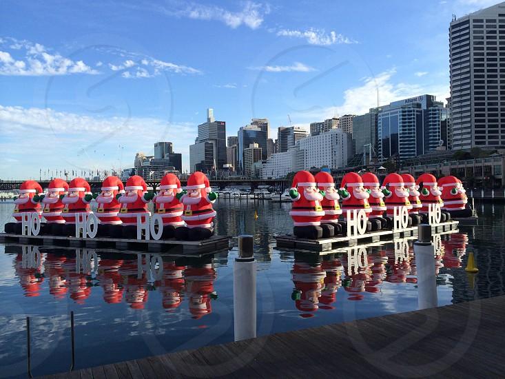 Christmas in Sydney photo