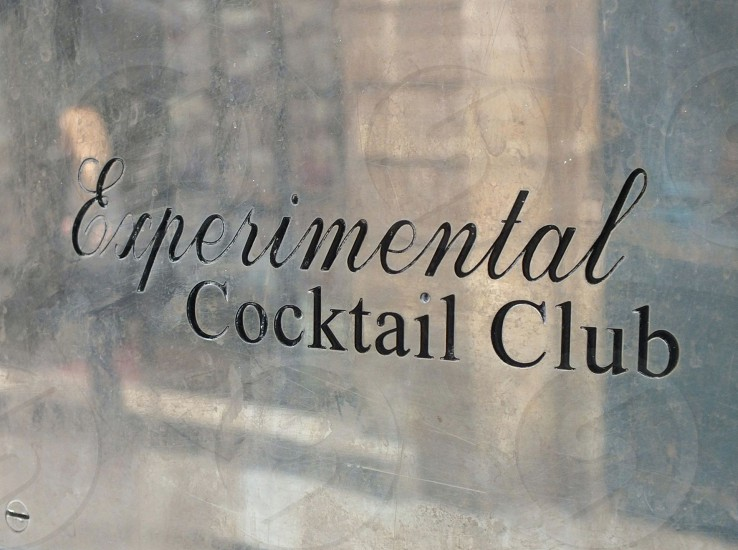 Experimental Cocktail Club photo