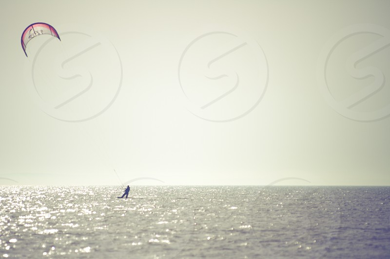 Kite Surfer photo