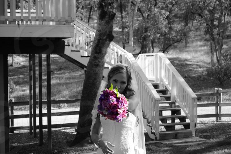 Bouquet with a POP! photo