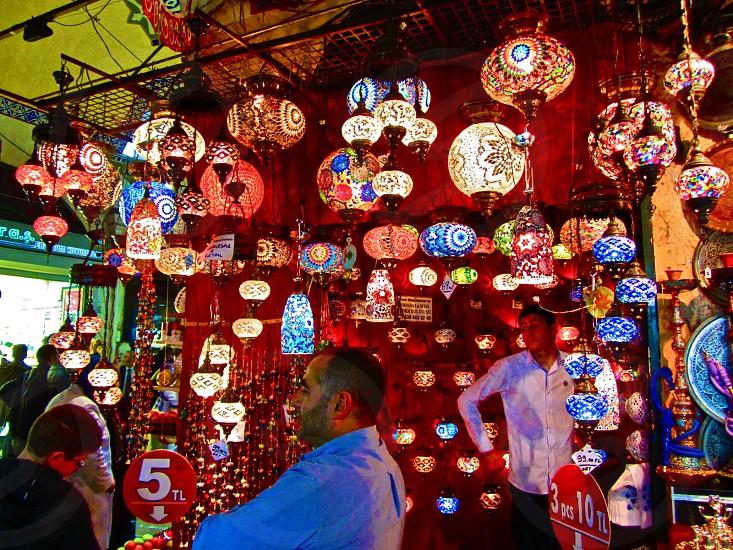 grand bazaar istanbul photo