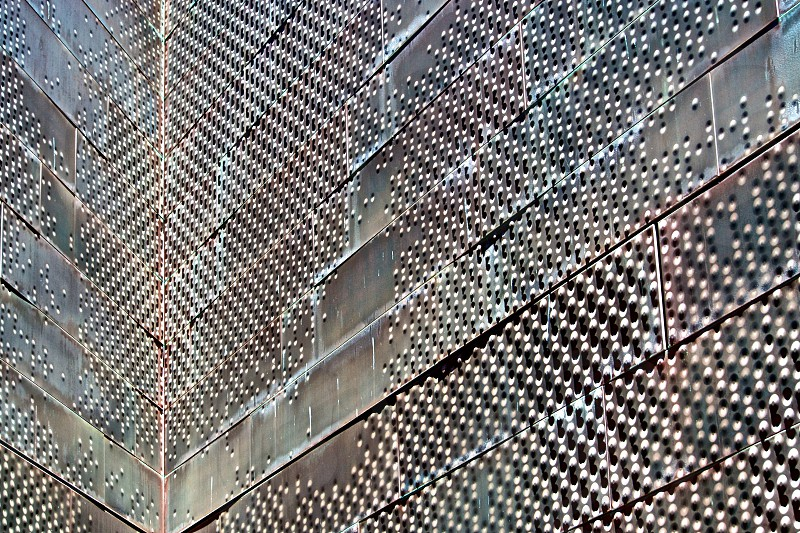 stainless steel wall photo