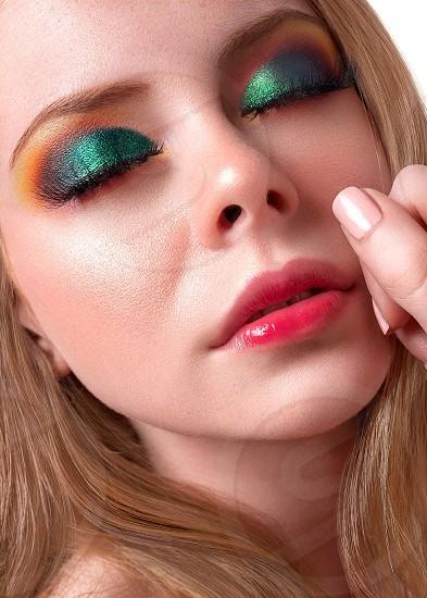Makeup Beauty Beautydish portrait retrato  photo