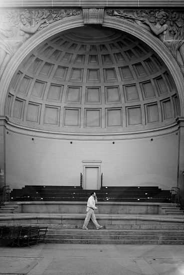 Spreckels temple of music in golden gate park photo