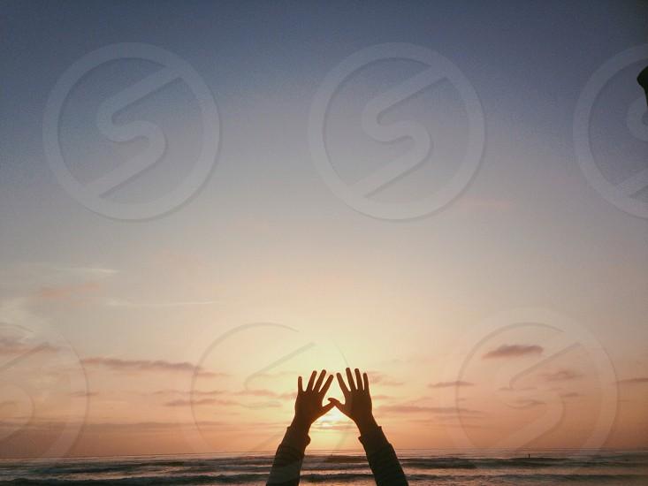 Hands...  photo