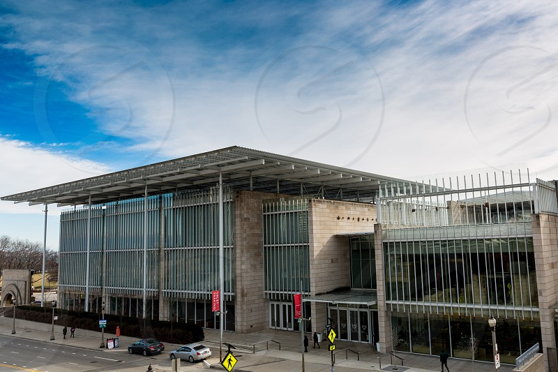 The Modern Wing of the Art Institute of Chicago photo