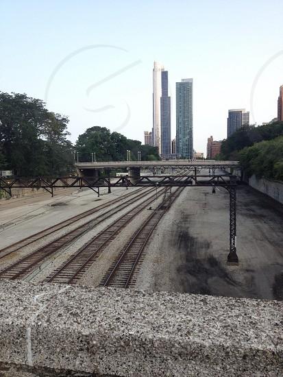 Chicago railways  photo
