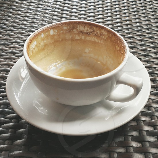 Latte Cup Coffee photo