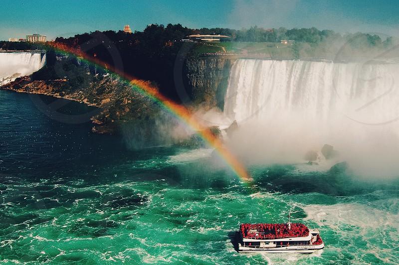 Waterfall nature inspiration photo