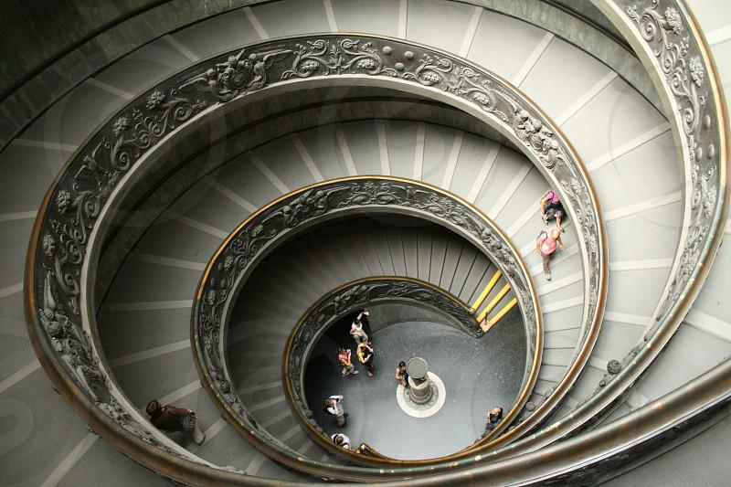 Rome Stairs photo