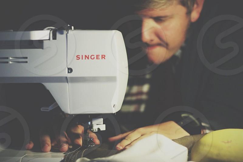 Sewing Machine photo